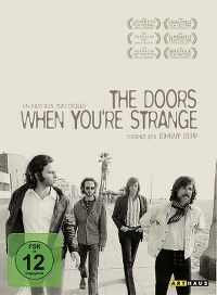 Cover Soundtrack / The Doors - When You're Strange [DVD]